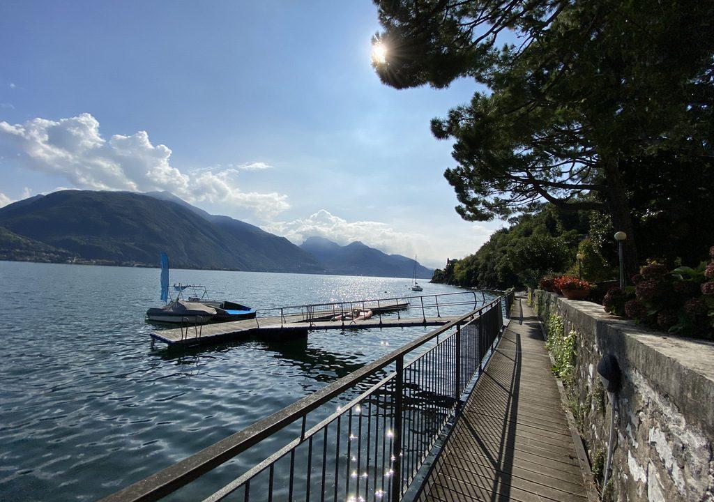 Lago Como Cremia Appartamento direttamente a lago