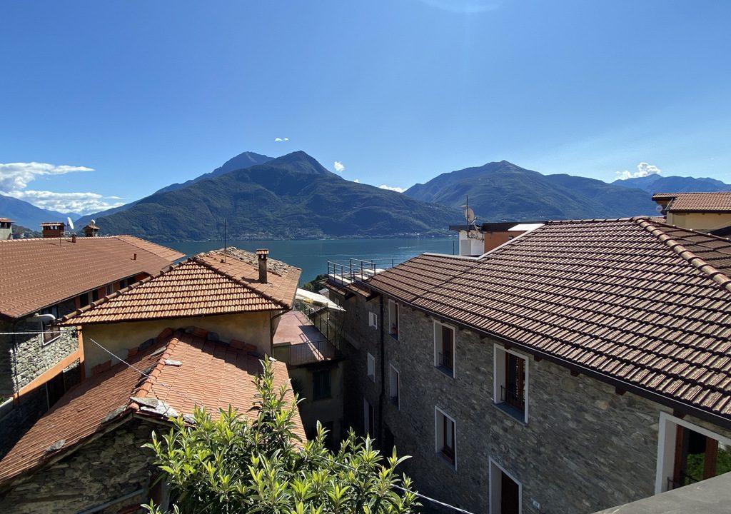 Lago Como Pianello del Lario Rustico ristrutturato con Giardino, Terrazza e Vista Lago