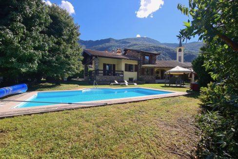 Villa Colico Lago Como Rif.LC019 -88_rid