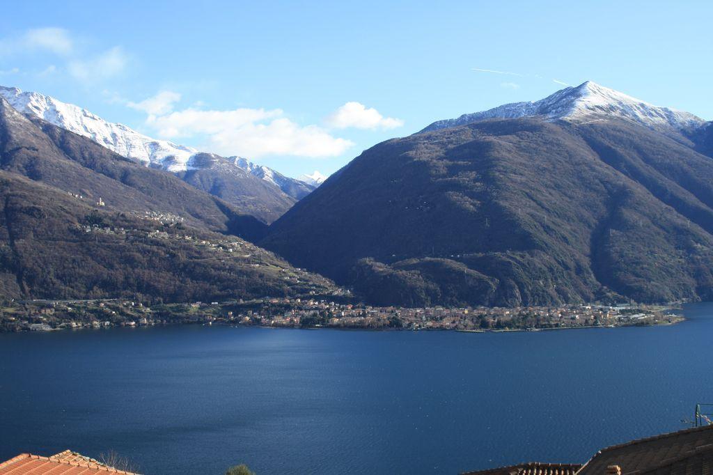 Lago Como Cremia Rustico da Ristrutturare Vista Lago